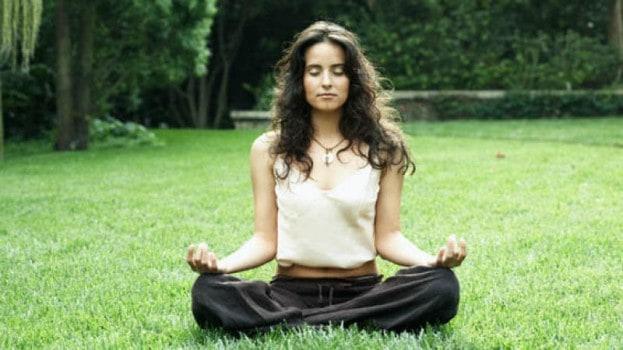медитация поможет пробудить хару