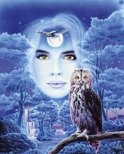 Селена - это ангел-хранитель человека