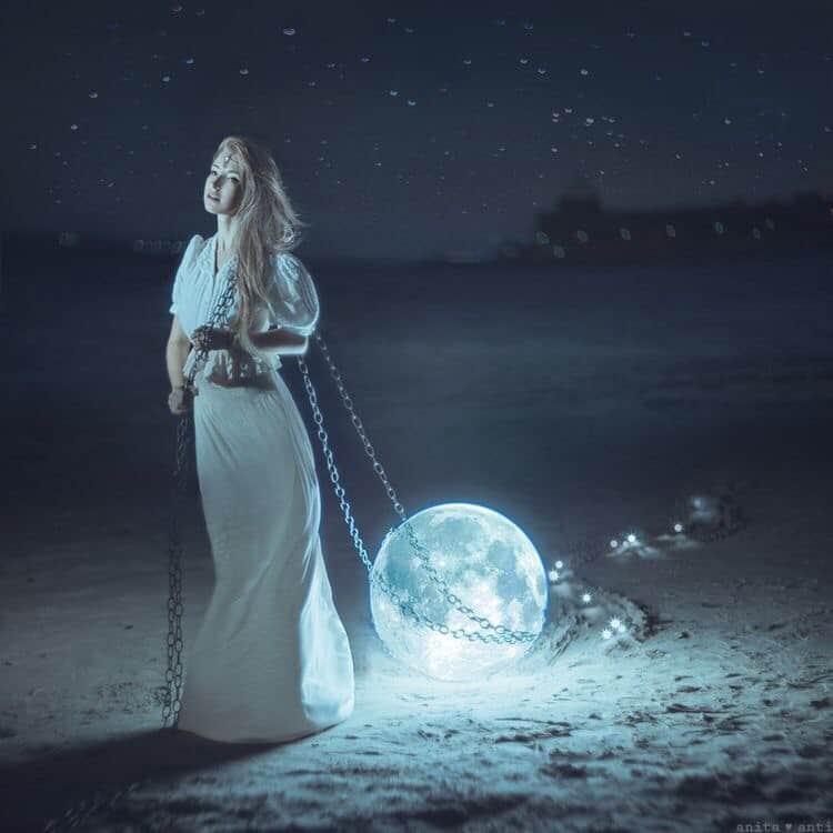 роль Луны в астрологии