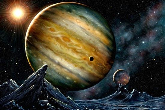 Юпитер в 7 доме натальной карты
