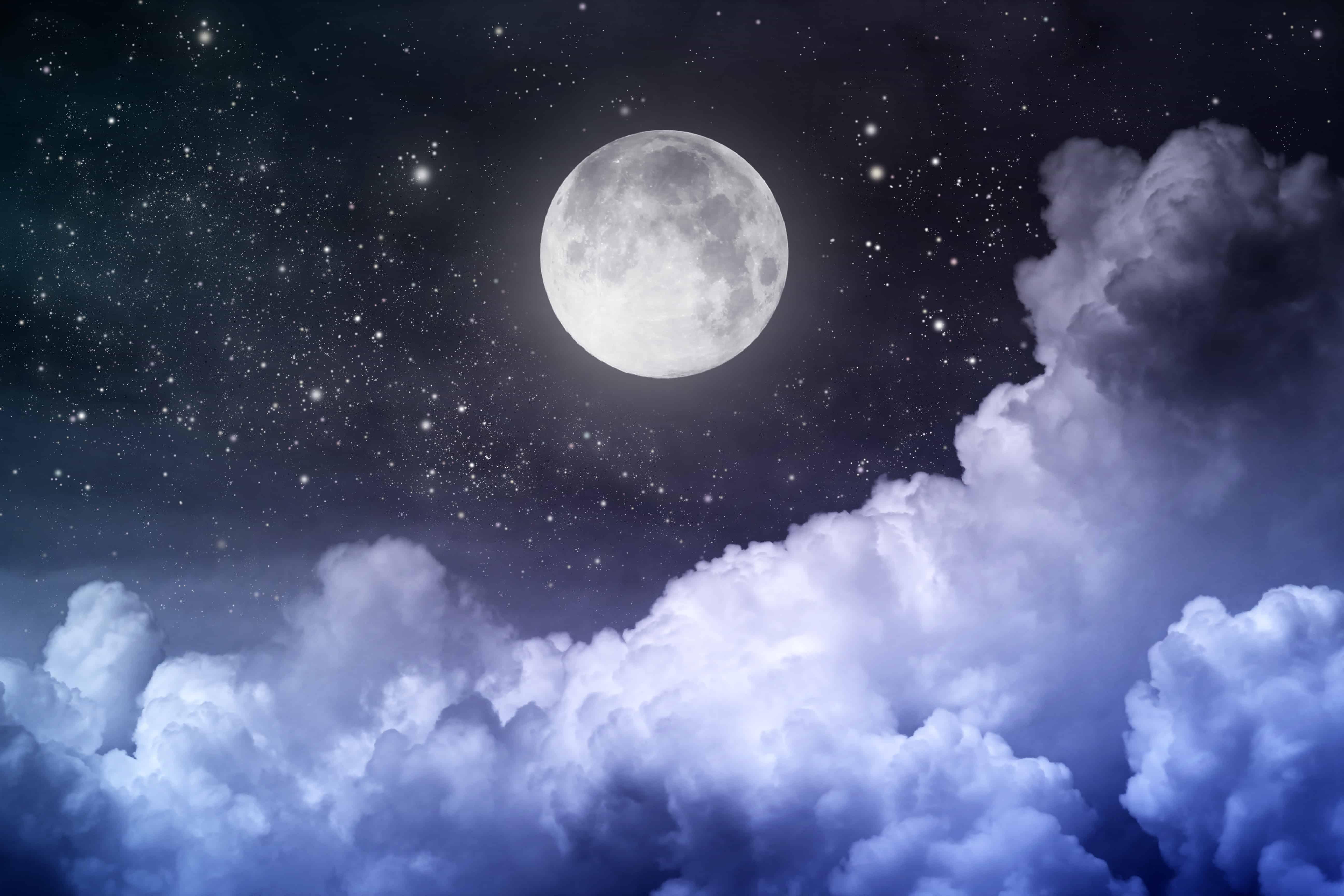 Луна в 3 доме у женщины