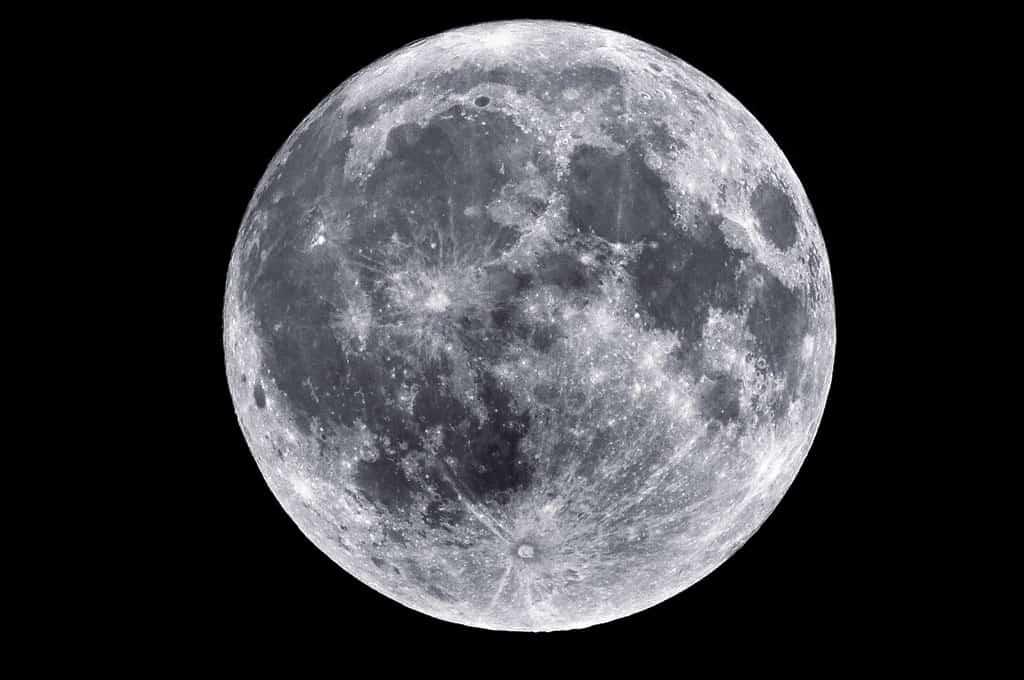 Луна в 4 доме