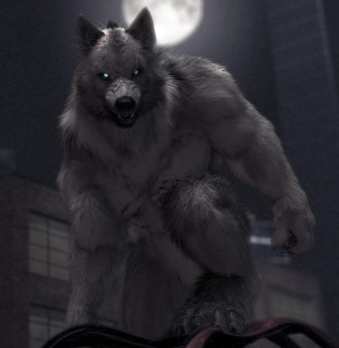 как стать волком