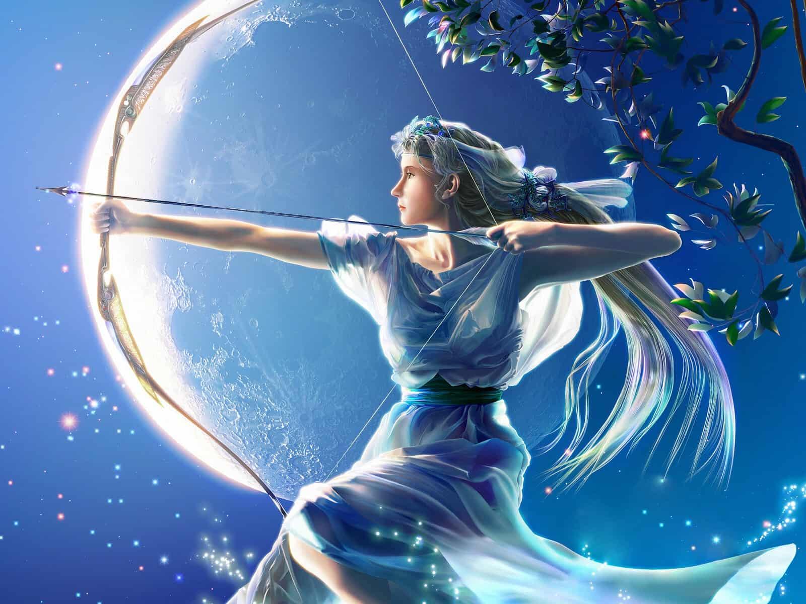 венера в стрельце у женщины