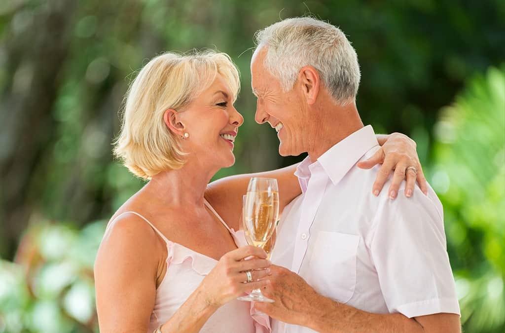 место празднования не главное, главное - любовь!