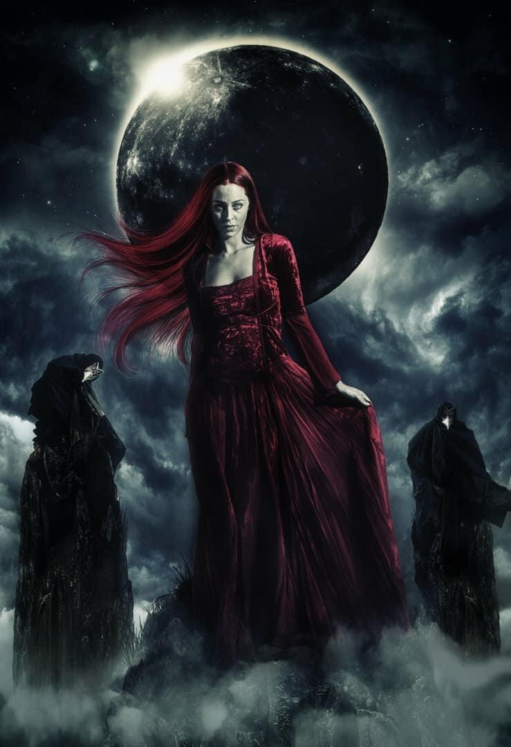 Лилит показывает всё тёмное, злое, подсознательное
