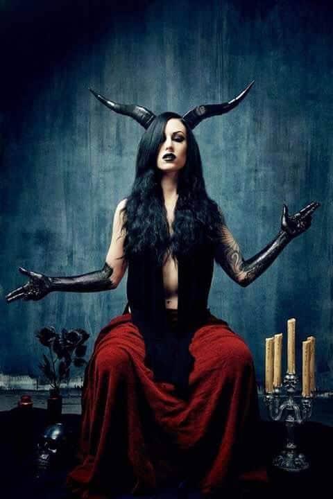 Лилит - тёмная сторона души человека