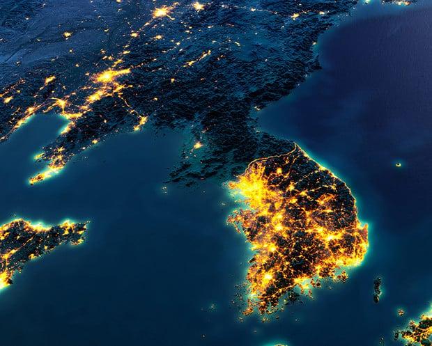 Южная и Северная Кореи - это два государства