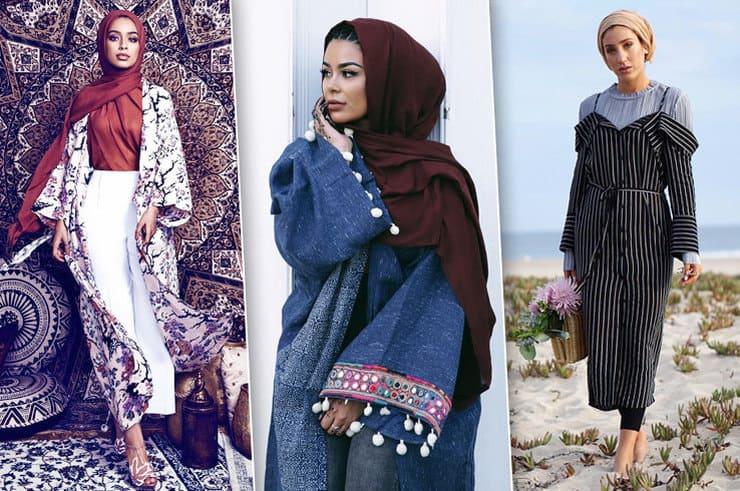 красивые мусульманские женщины фото