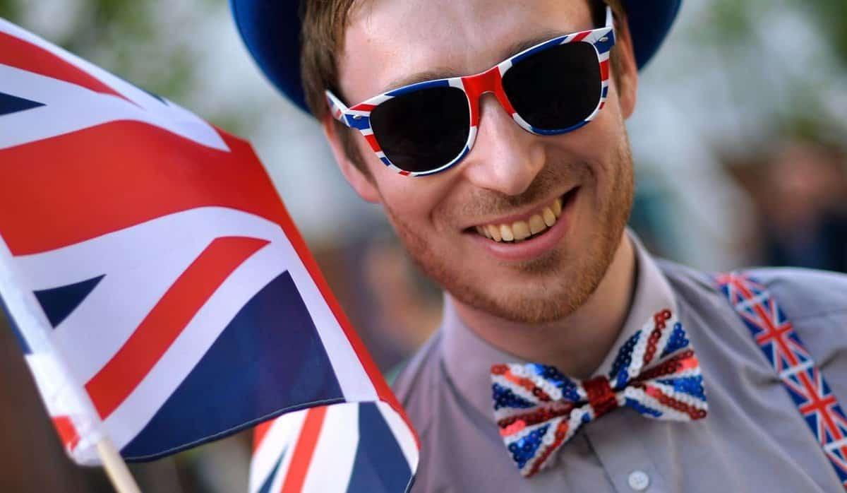 как называют мужчин в Англии?