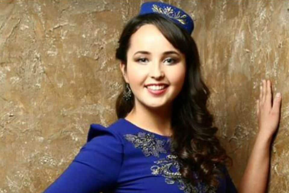 татарская девушка фото