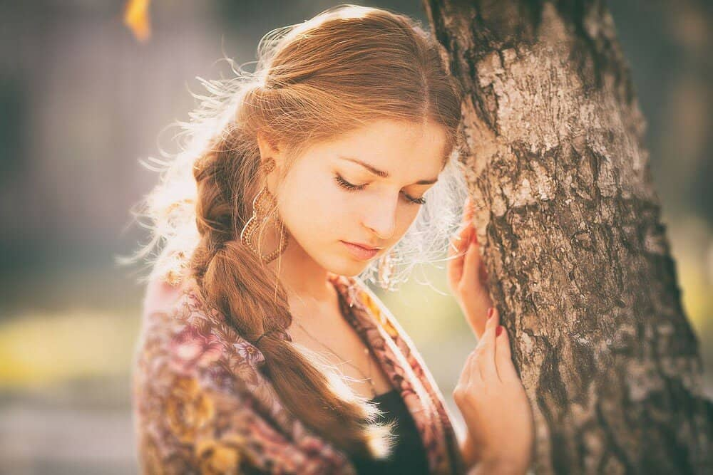 красивая православная девушка фото
