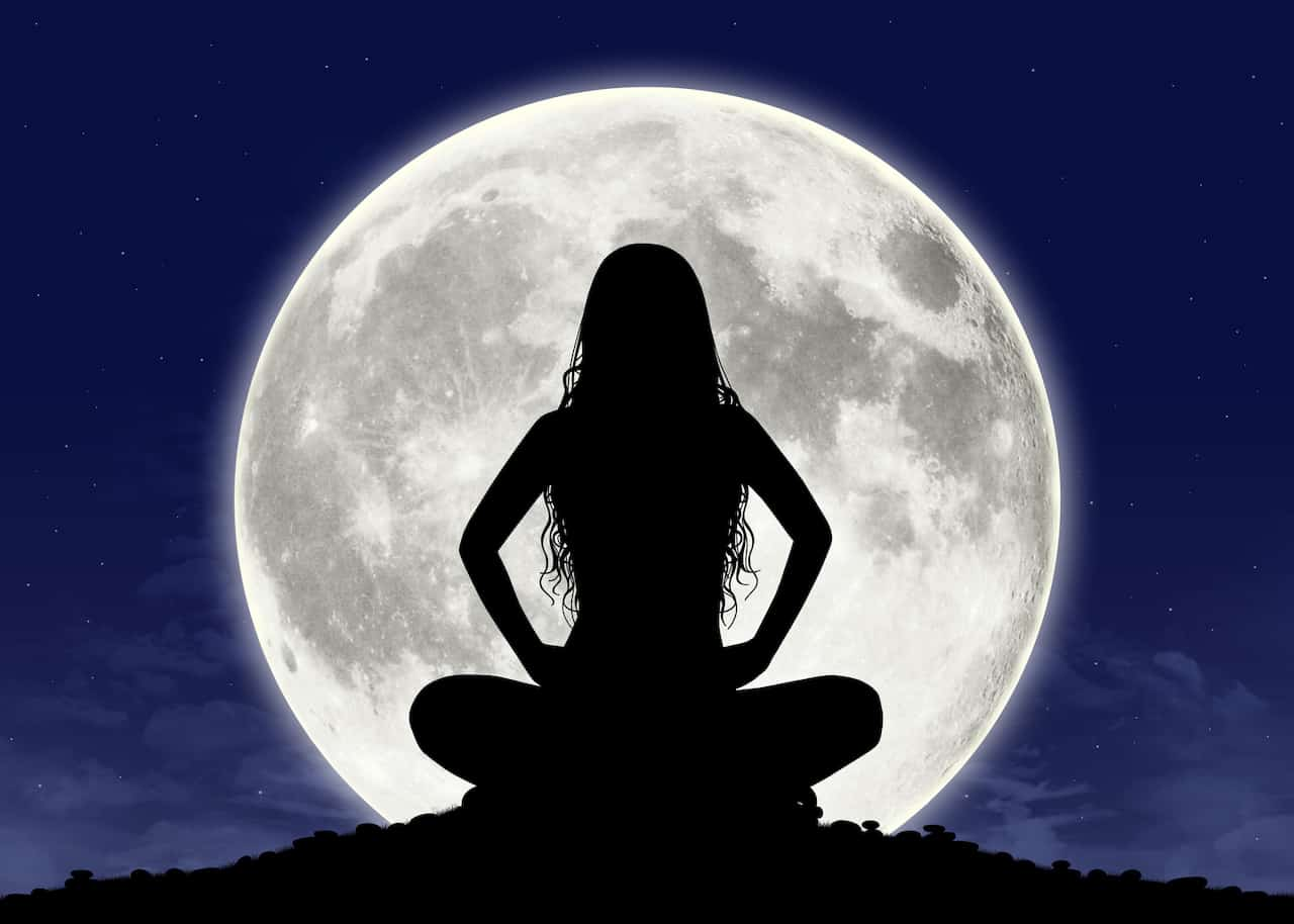 Чёрная Луна в гороскопе мужчин и женщин