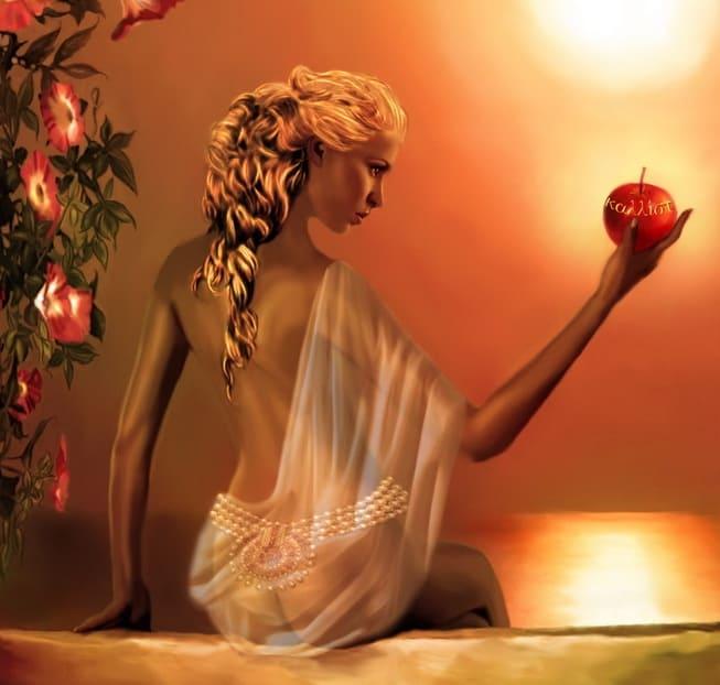 Венера - богиня любви, красоты и гармонии