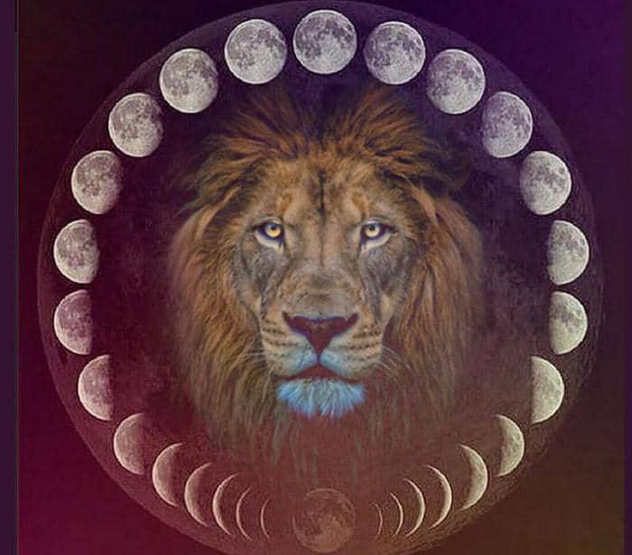 луна в льве для мужчины