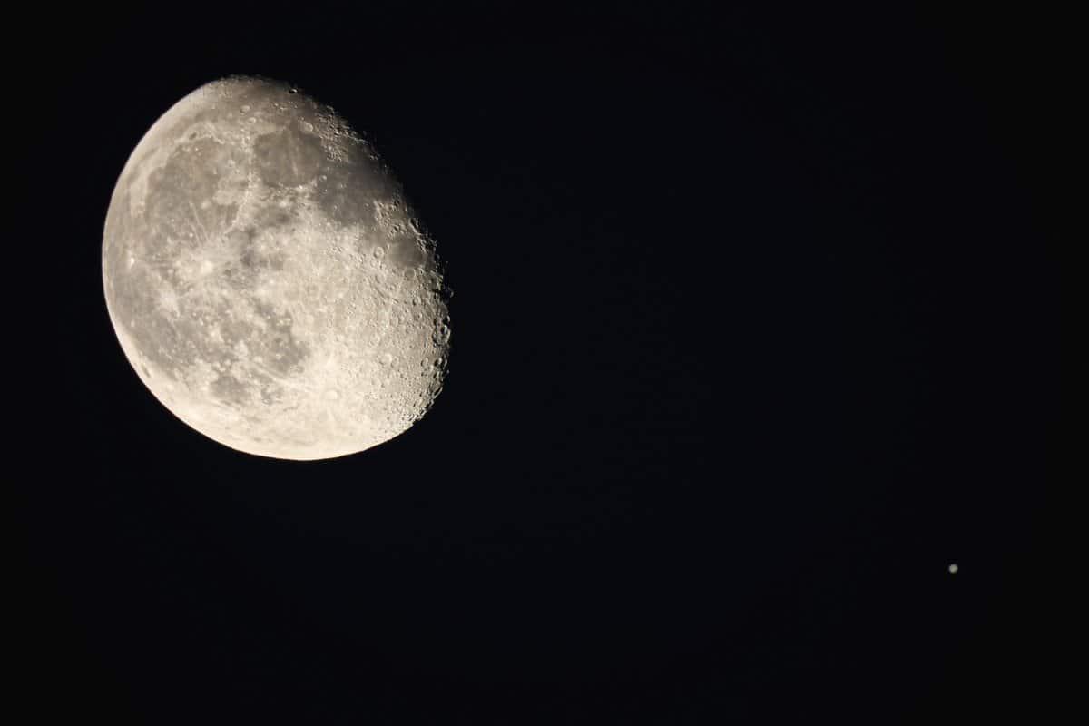 Луна в 12 доме