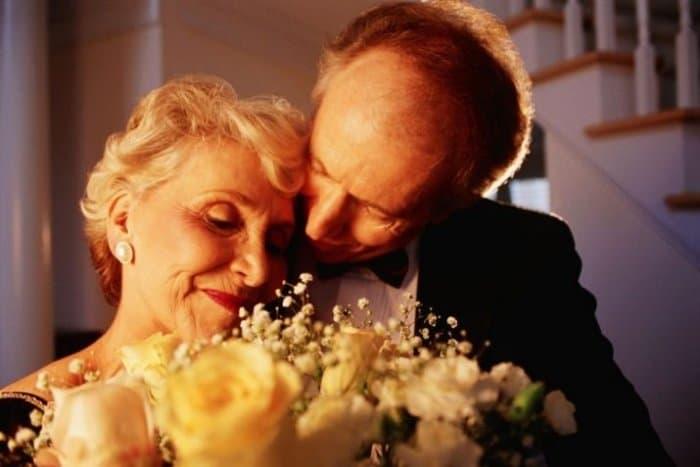 41 годовщина свадьбы