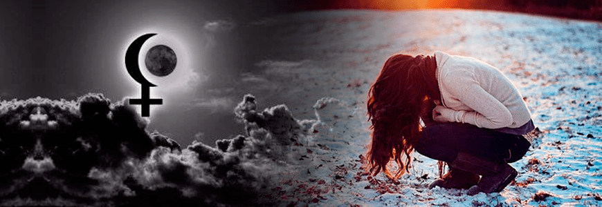 Черная Луна (Лилит) в гороскопе