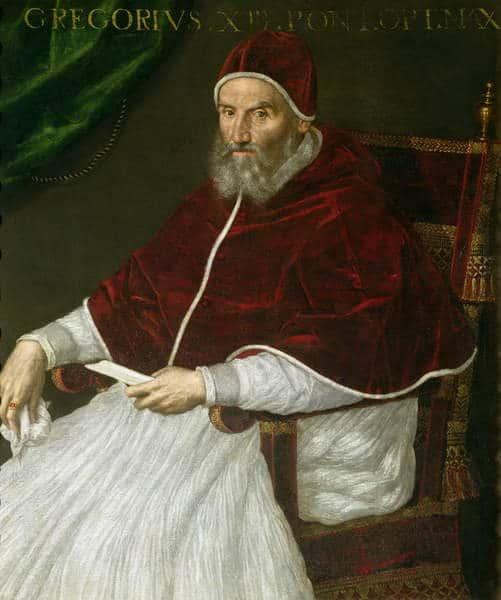 Папа Григорий