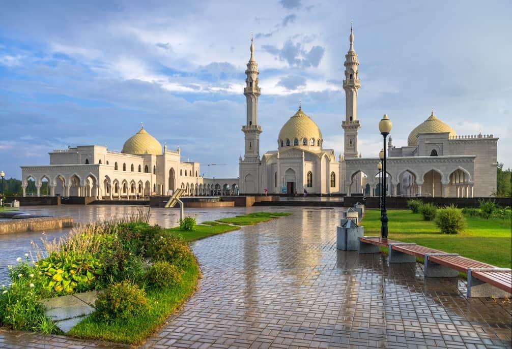 здания мусульман фото