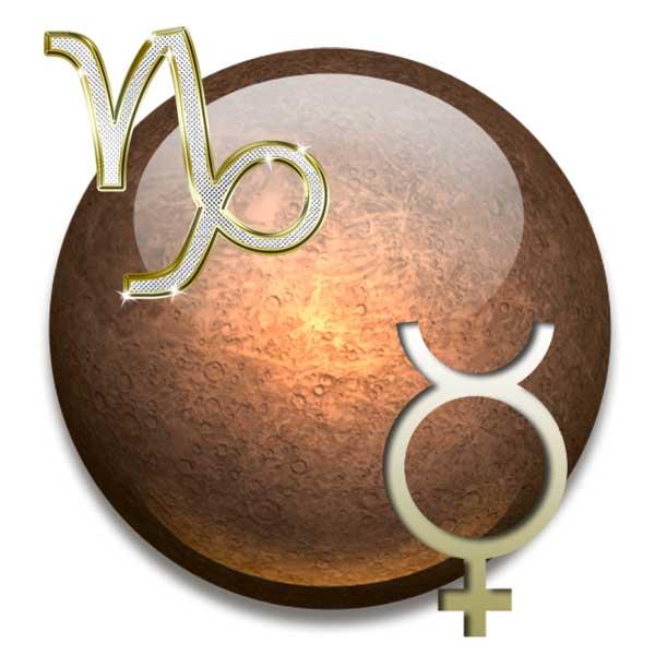 Меркурий в Козероге