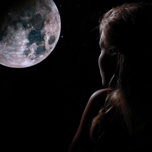 Чёрная Луна в гороскопе