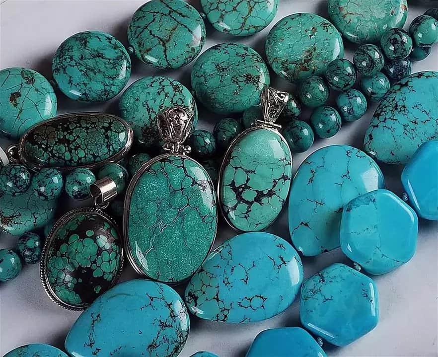 камни бирюзы фото