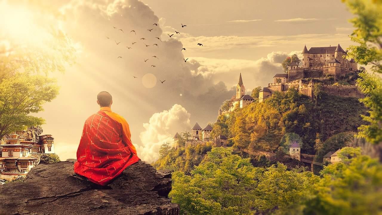 гамма-ритм связан с медитацией