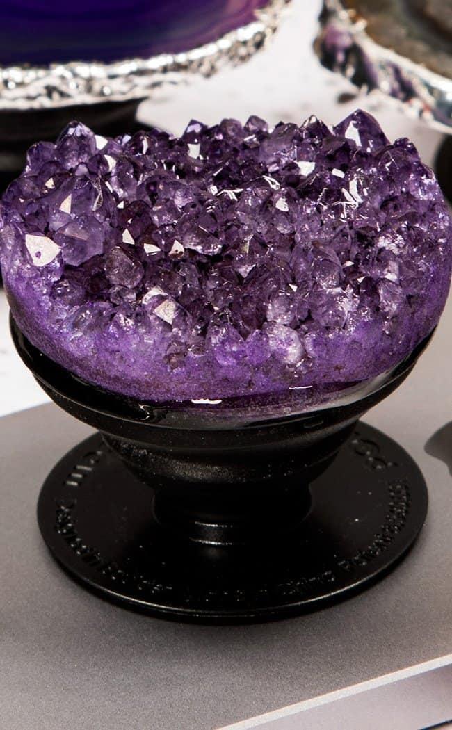 аметист камень фото