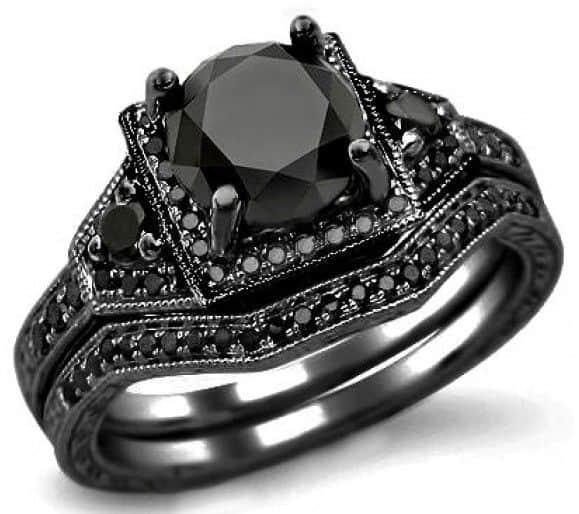 черные камни свойства