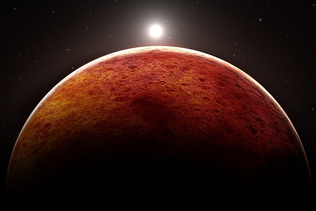 Марс в 10 доме у мужчины