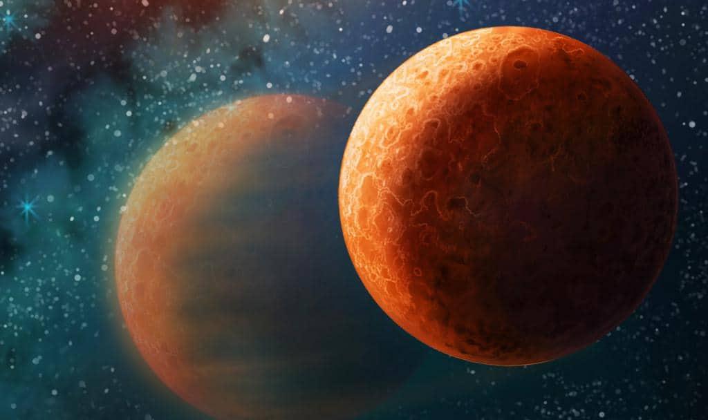 Марс в 10 доме