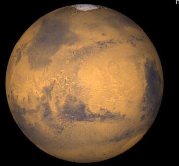 Марс в 2 доме