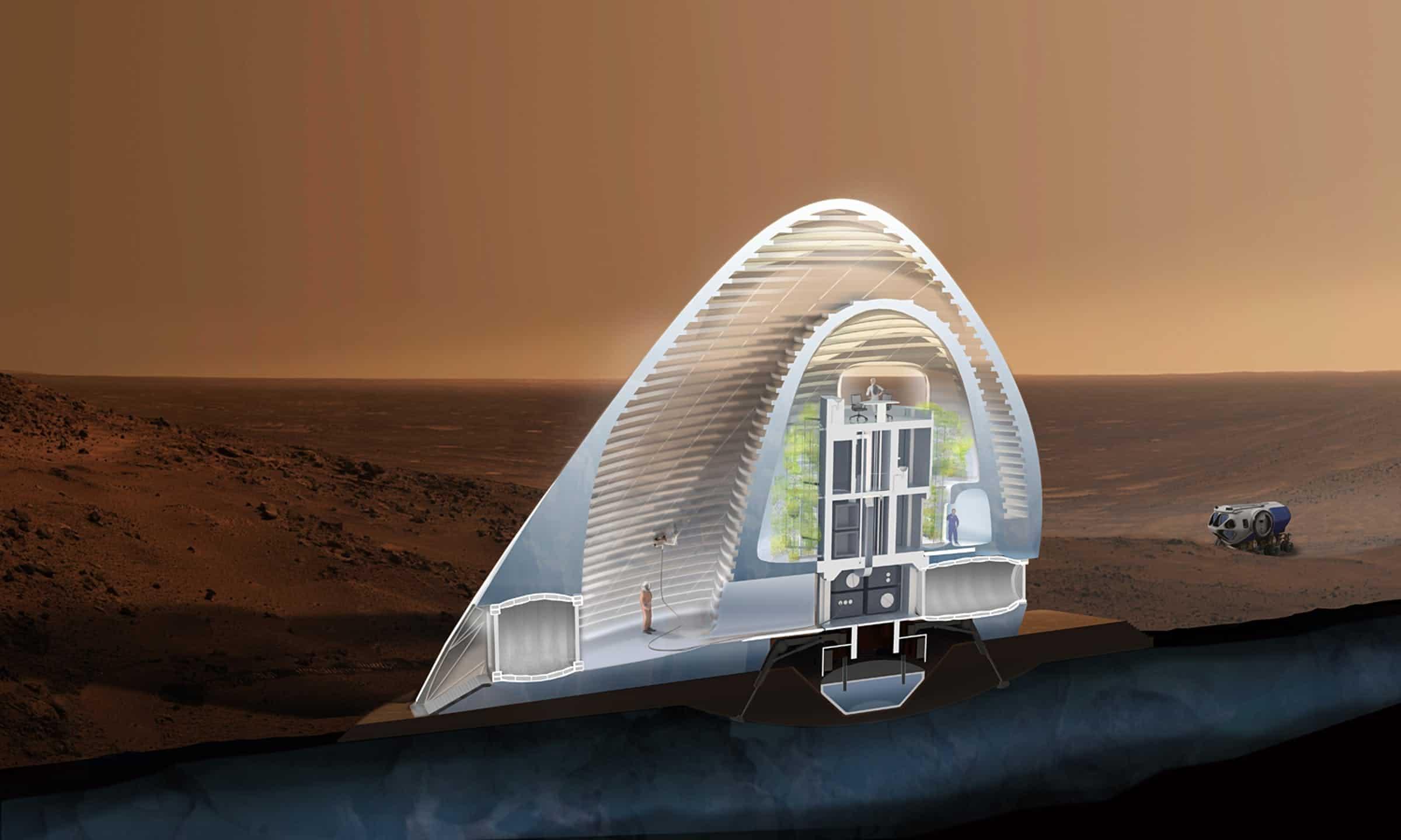 Марс в 3 доме