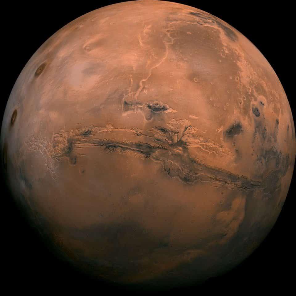 Марс в 4 доме