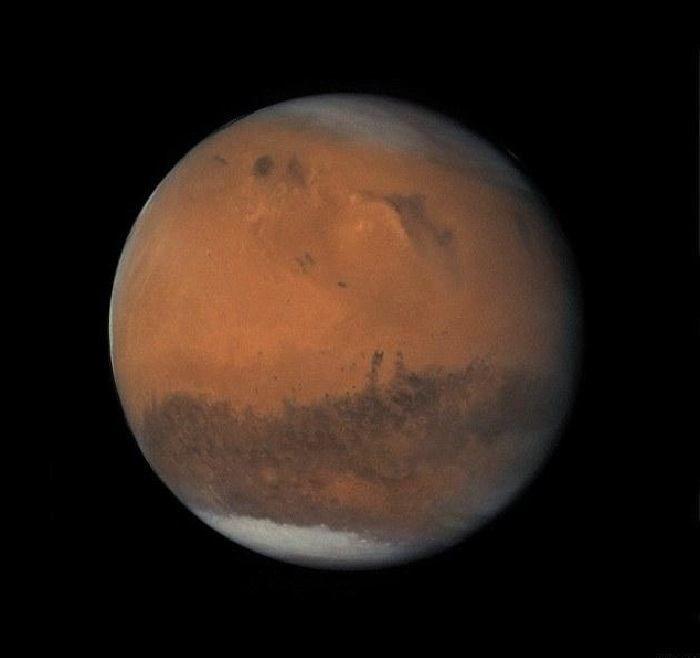 Марс в 6 доме