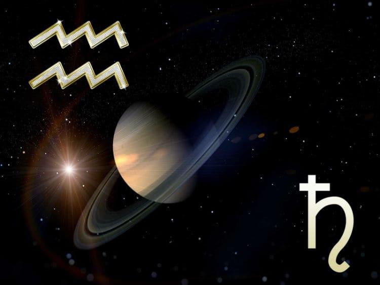 Сатурн в Водолее