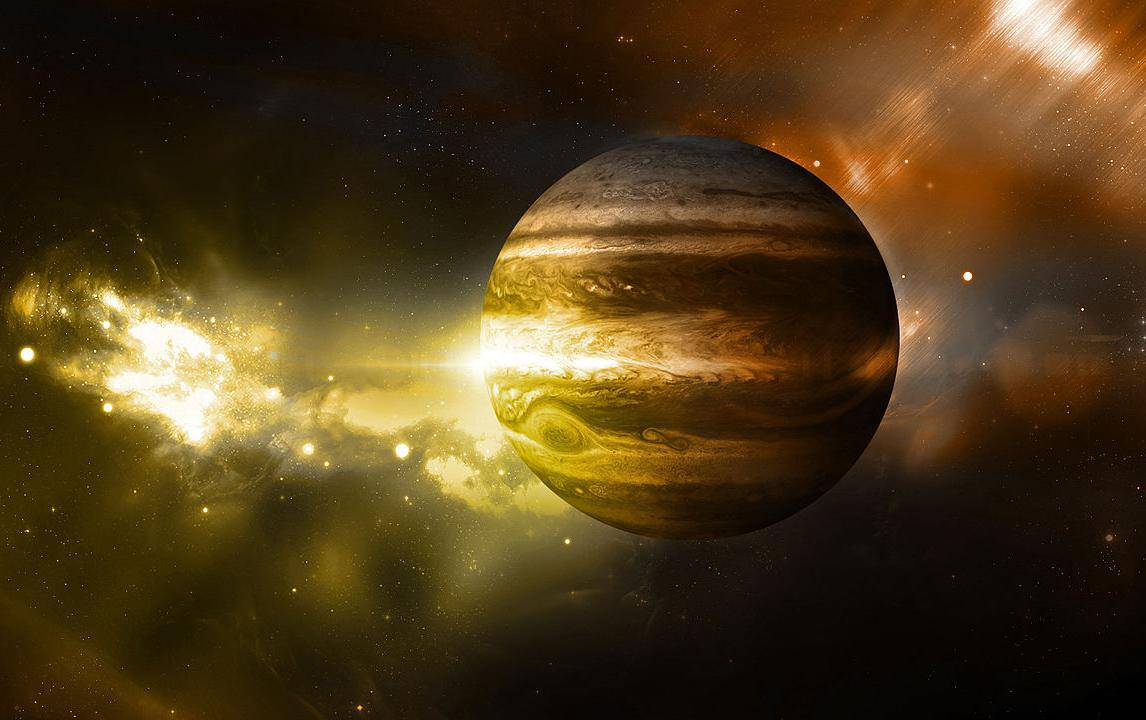 Юпитер в Льве