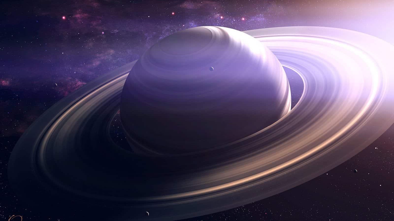 Сатурн в Скорпионе