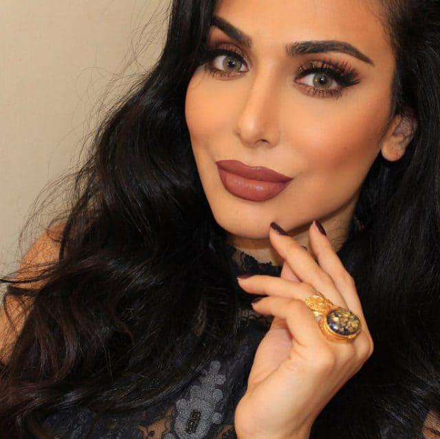 Амир ценит женскую красоту