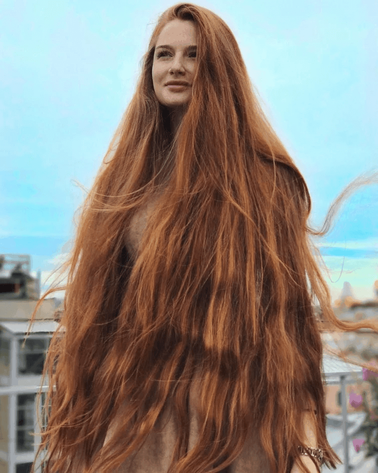 волосы - источник силы Космоса