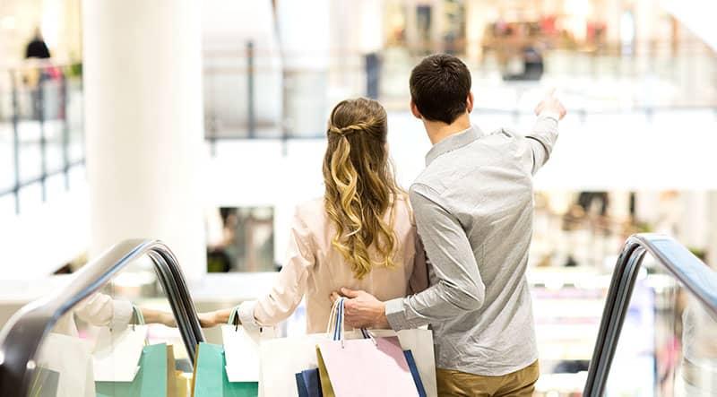 когда шопинг удачен?