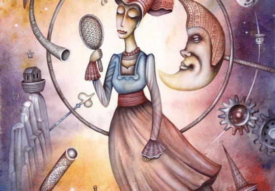 Меркурий в Деве у женщины