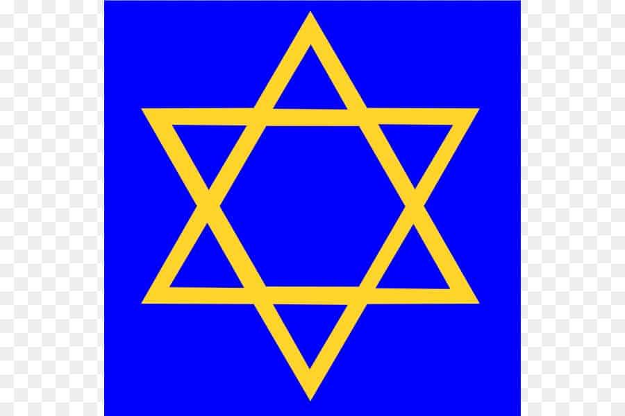 еврейская звезда