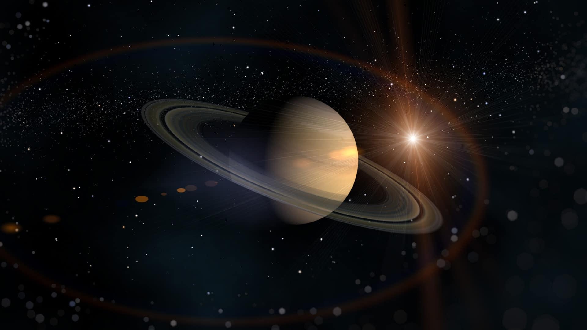 Сатурн в 1 доме