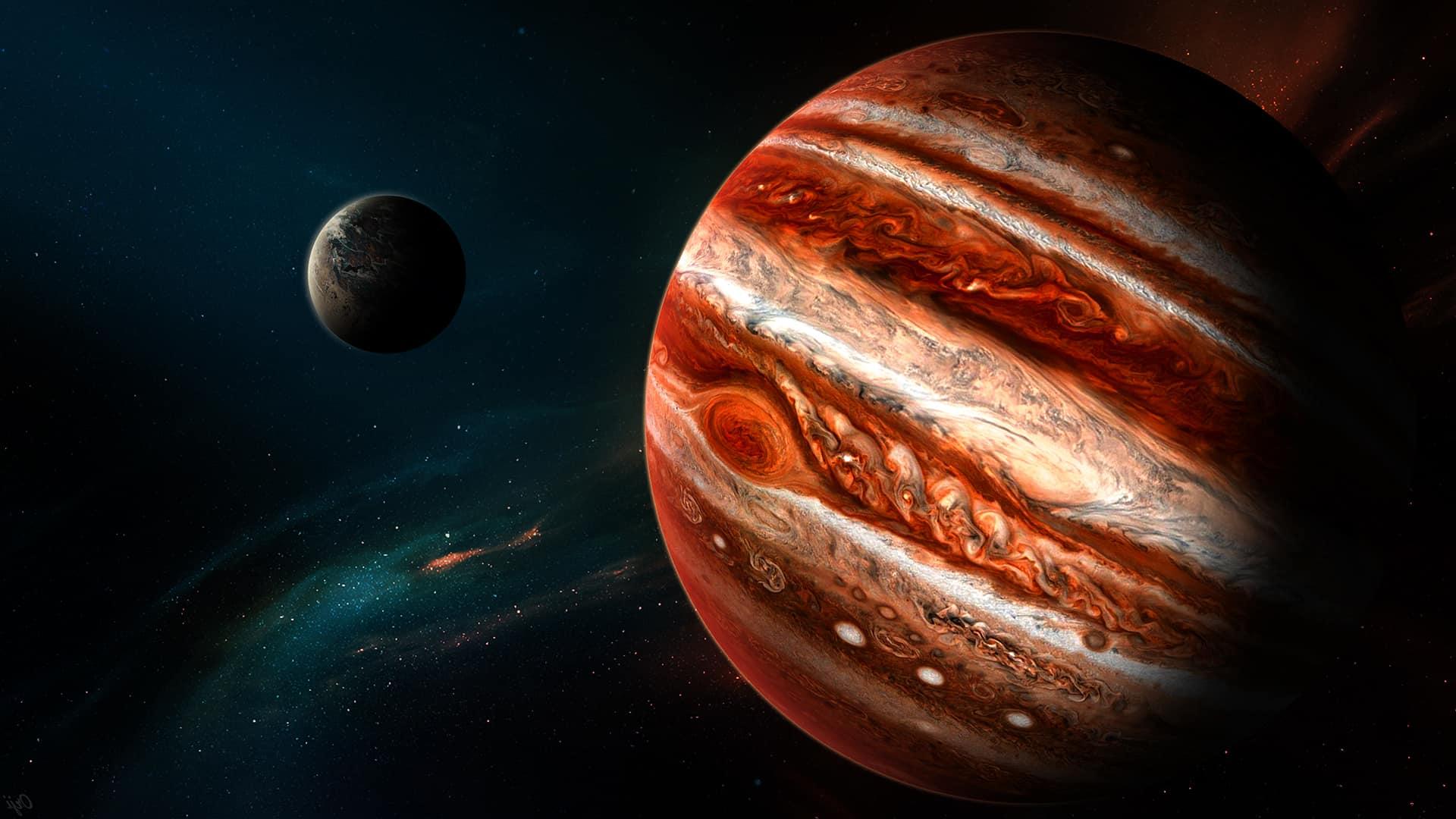 Юпитер в 11 доме