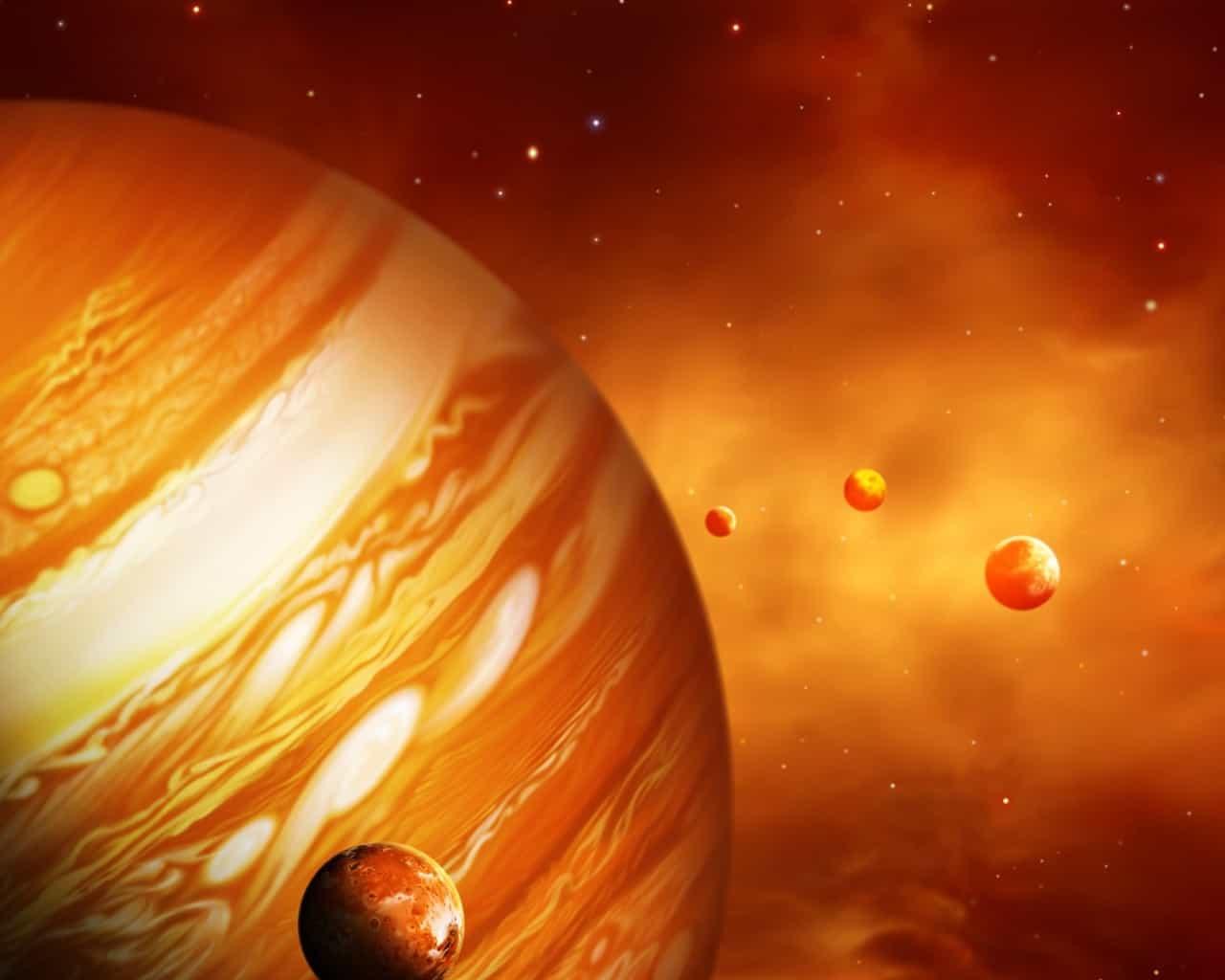 Юпитер в 6 доме