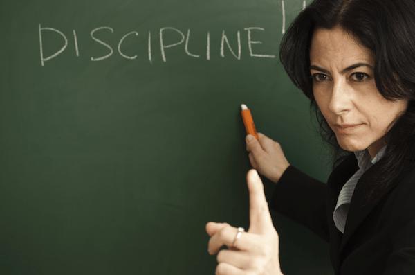 дисциплина - качество Козерога