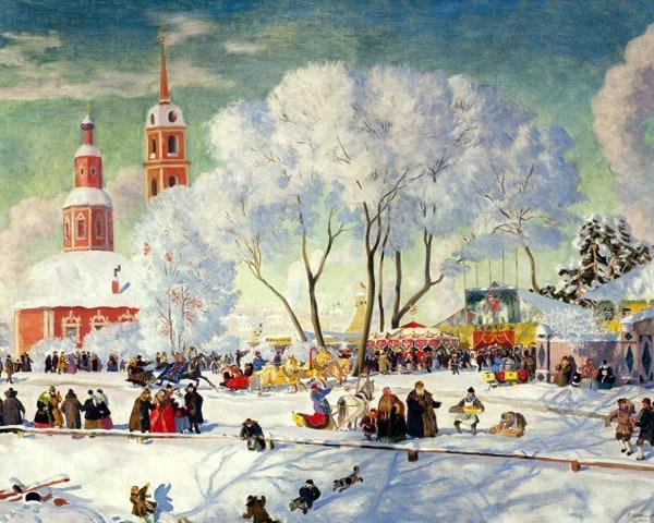 Васильев Вечер - Старый новый год