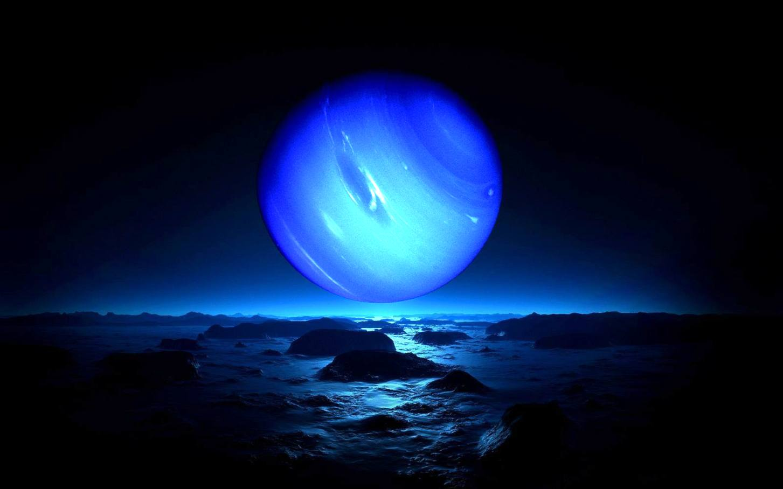 нептун и дева